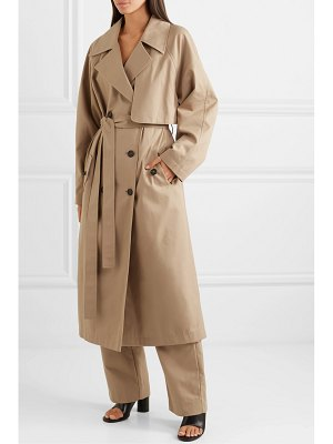 GAUGE81 nairobi twill trench coat