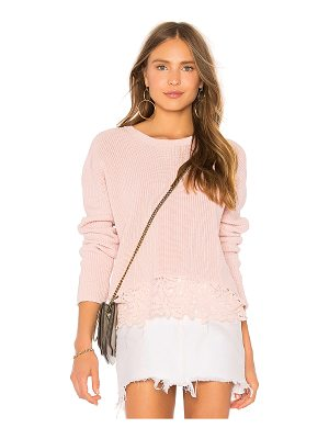 Generation Love Felix Lace Sweater
