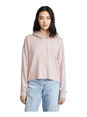 GENERATION LOVE Tessa Lace Up Sweatshirt