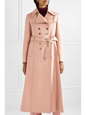 Giambattista Valli woven trench coat