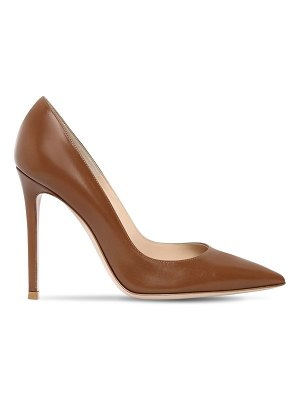 Gianvito Rossi 105mm gianvito leather pumps