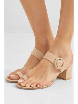Gianvito Rossi 65 buckled leather sandals