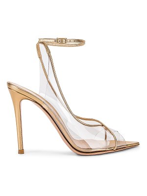 Gianvito Rossi ankle strap heels