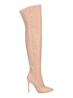 Gianvito Rossi bea over-the-knee leather boots