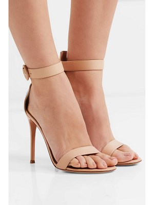 Gianvito Rossi portofino 110 leather sandals