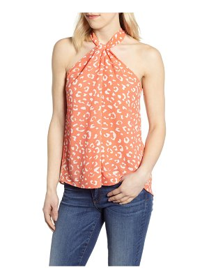 Gibson x international  day chelsea halter neck date top