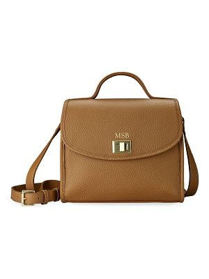 Gigi New York amelie leather crossbody bag