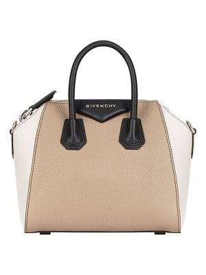 GIVENCHY Antigona Mini Colorblock Satchel Bag