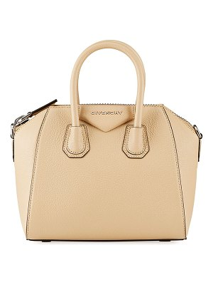 Givenchy Antigona Mini Sugar Leather Satchel Bag