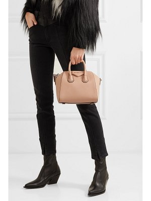 Givenchy antigona mini textured-leather tote
