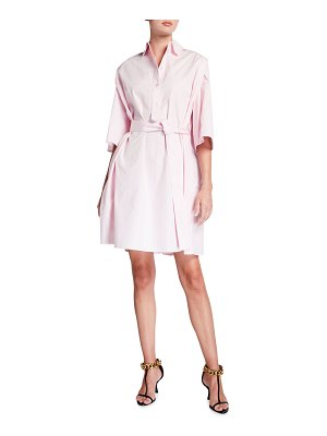 Givenchy Belted Shirtdress