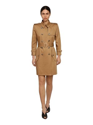 Givenchy Cotton gabardine trench coat