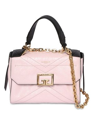 Givenchy Id small leather shoulder bag