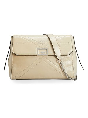 Givenchy Medium ID Flap Bag in Vintage Calfskin