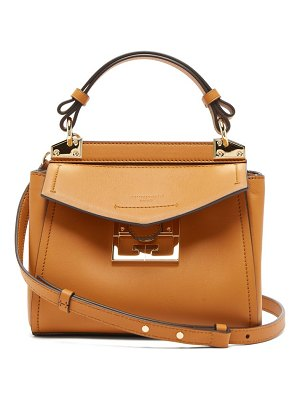 Givenchy mystic mini leather shoulder bag