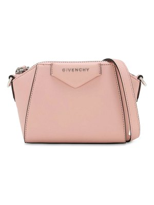 Givenchy Nano antigona leather bag