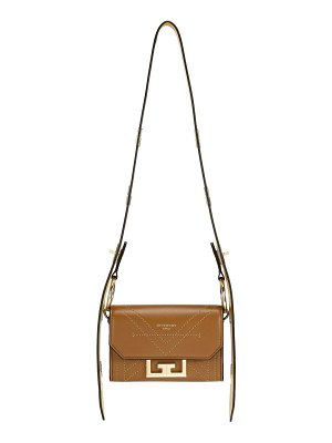 Givenchy nano eden leather shoulder bag