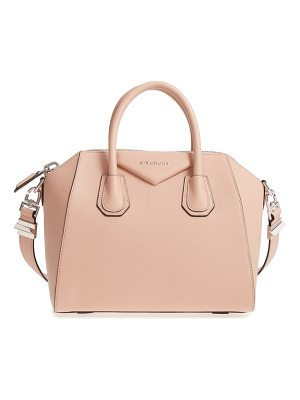GIVENCHY 'Small Antigona' Leather Satchel