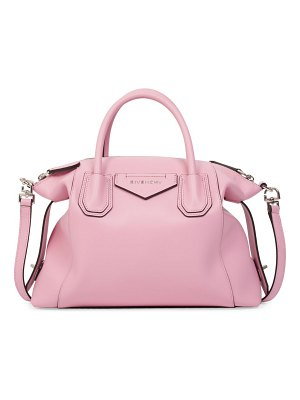 Givenchy small antigona soft leather satchel