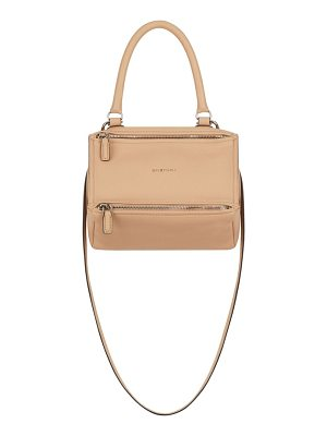 Givenchy 'small pandora' leather satchel