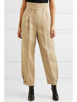 Givenchy woven tapered pants