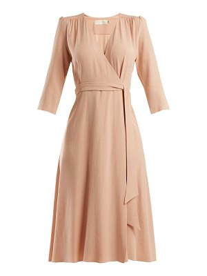 GOAT Glenda cady wrap dress