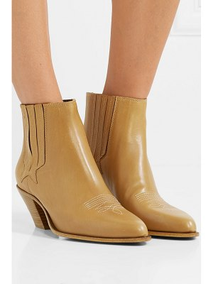 Golden Goose Deluxe Brand sunset leather ankle boots