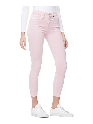 GOOD AMERICAN Good Waist Crop Jeans - Inclusive Sizing