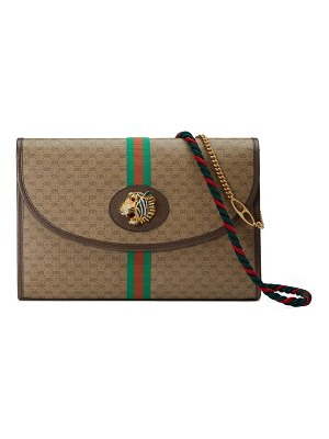 Gucci medium linea rajah shoulder bag