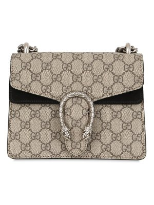 Gucci Mini dionysus gg supreme shoulder bag