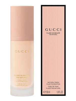 Gucci natural finish fluid foundation