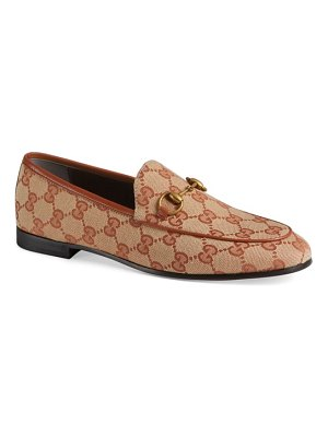 Gucci new jordaan loafer