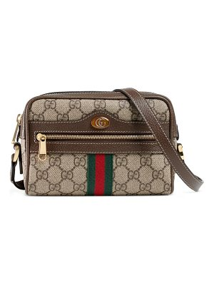 Gucci ophia small gg supreme canvas crossbody bag