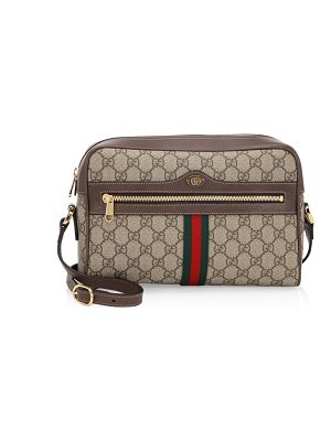 Gucci ophidia gg supreme shoulder bag