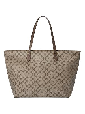 Gucci Ophidia Medium Soft GG Supreme Canvas Tote Bag