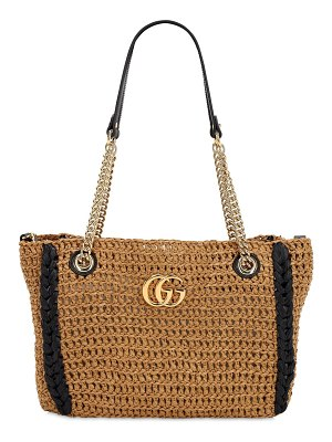 Gucci Small gg marmont crochet bag