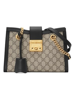 Gucci small padlockshoulder bag