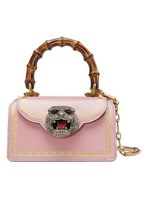 Gucci Thiara Small Bamboo Top-Handle Bag