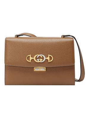 Gucci Zumi Small Grain Shoulder Bag