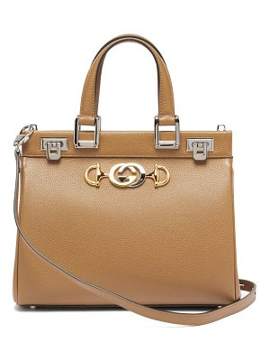 Gucci zumi small leather handbag