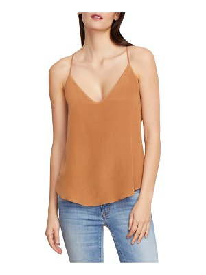 Habitual ella split back silk camisole