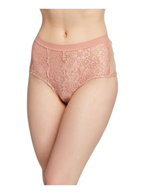 HAH / We Are HAH Easy Access High-Waisted Lace Briefs