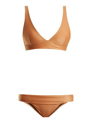 Haight low rise triangle bikini