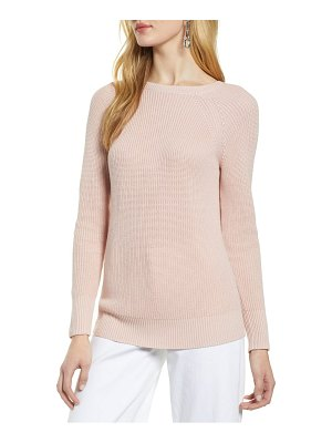 Halogen halogen cross back sweater