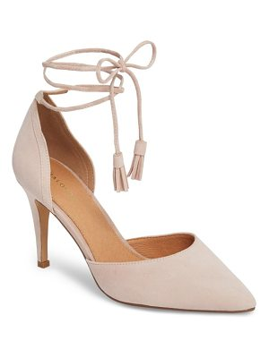 HALOGEN Halogen Mindy Lace-Up Pump