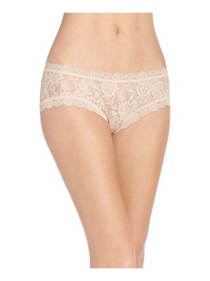 HANKY PANKY Floral Stretch Lace Girlkini