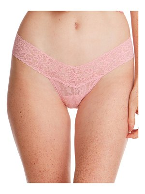 Hanky Panky Signature Lace Low-Rise Thong