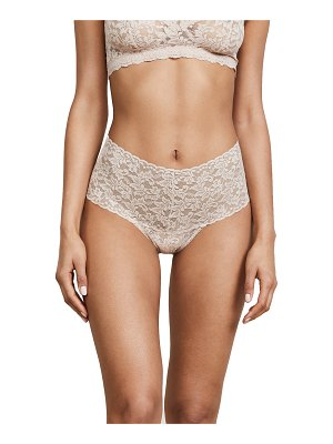 Hanky Panky signature lace retro thong