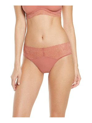 Hanro imani high cut briefs