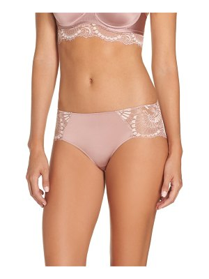 Hanro laila high cut briefs